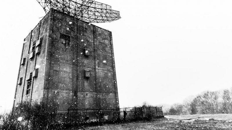 Montauk Air Force Base - Winter