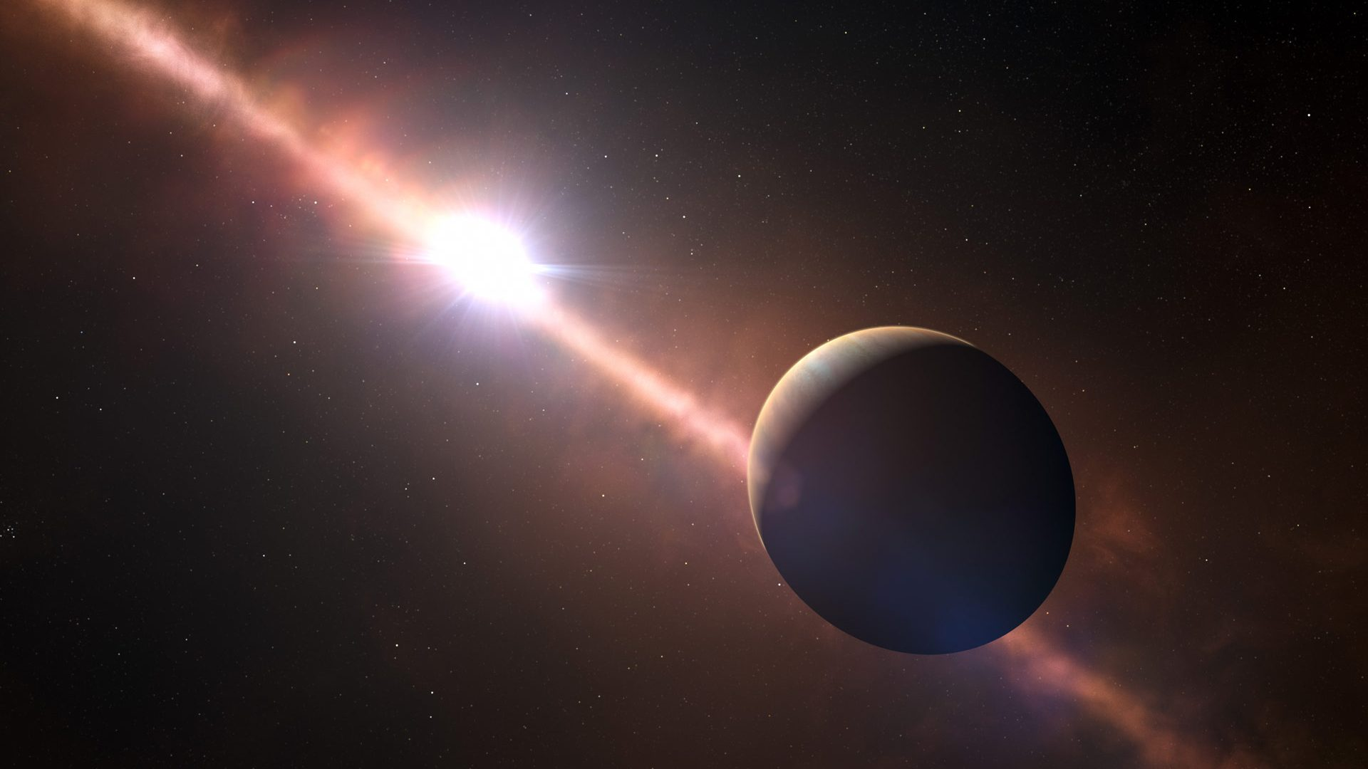 Comet Orbits Hint At New Planet, Scientist Says