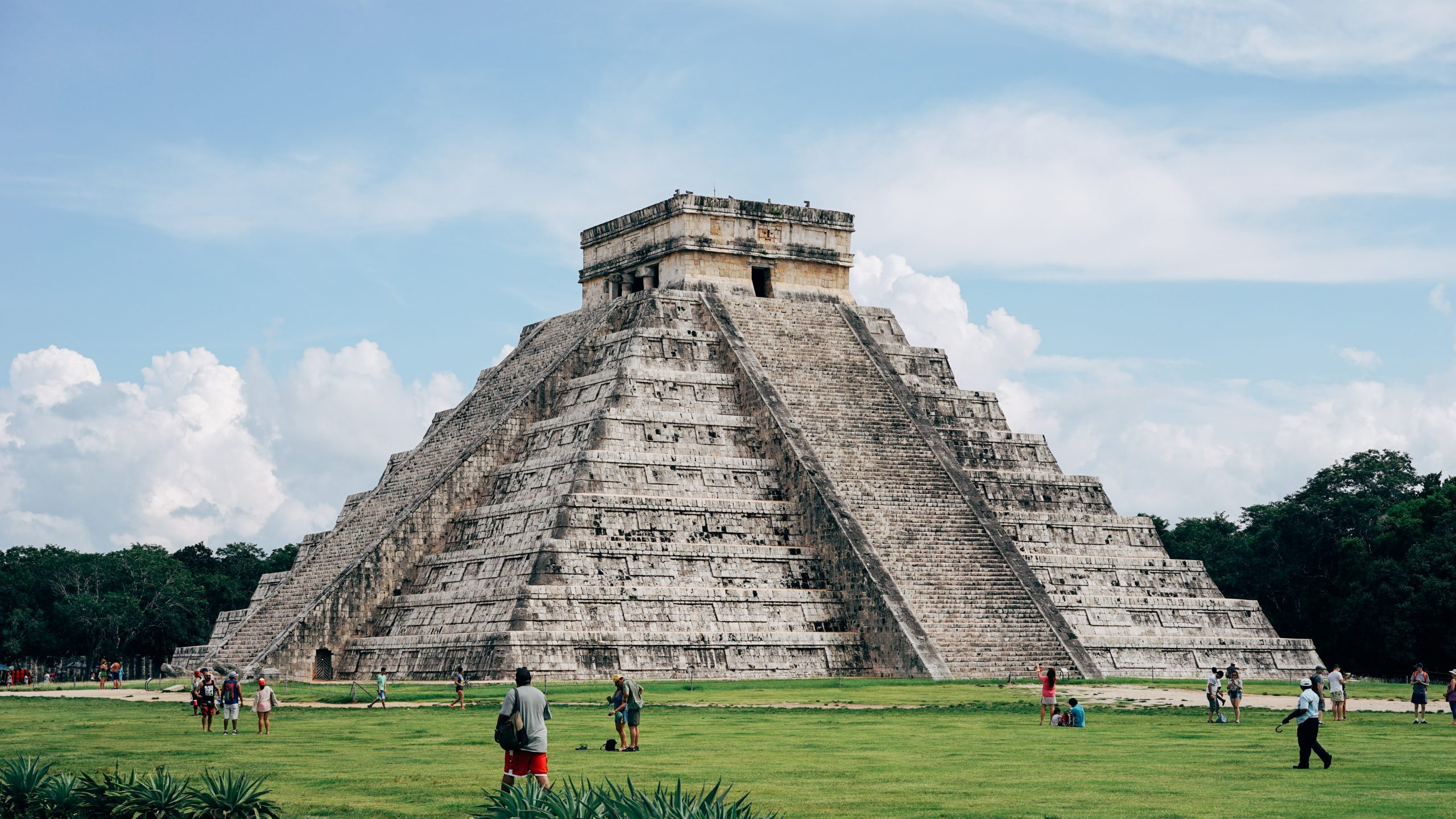 Forgotten Mayan City With 'Massive Palace' Found In Guatemala