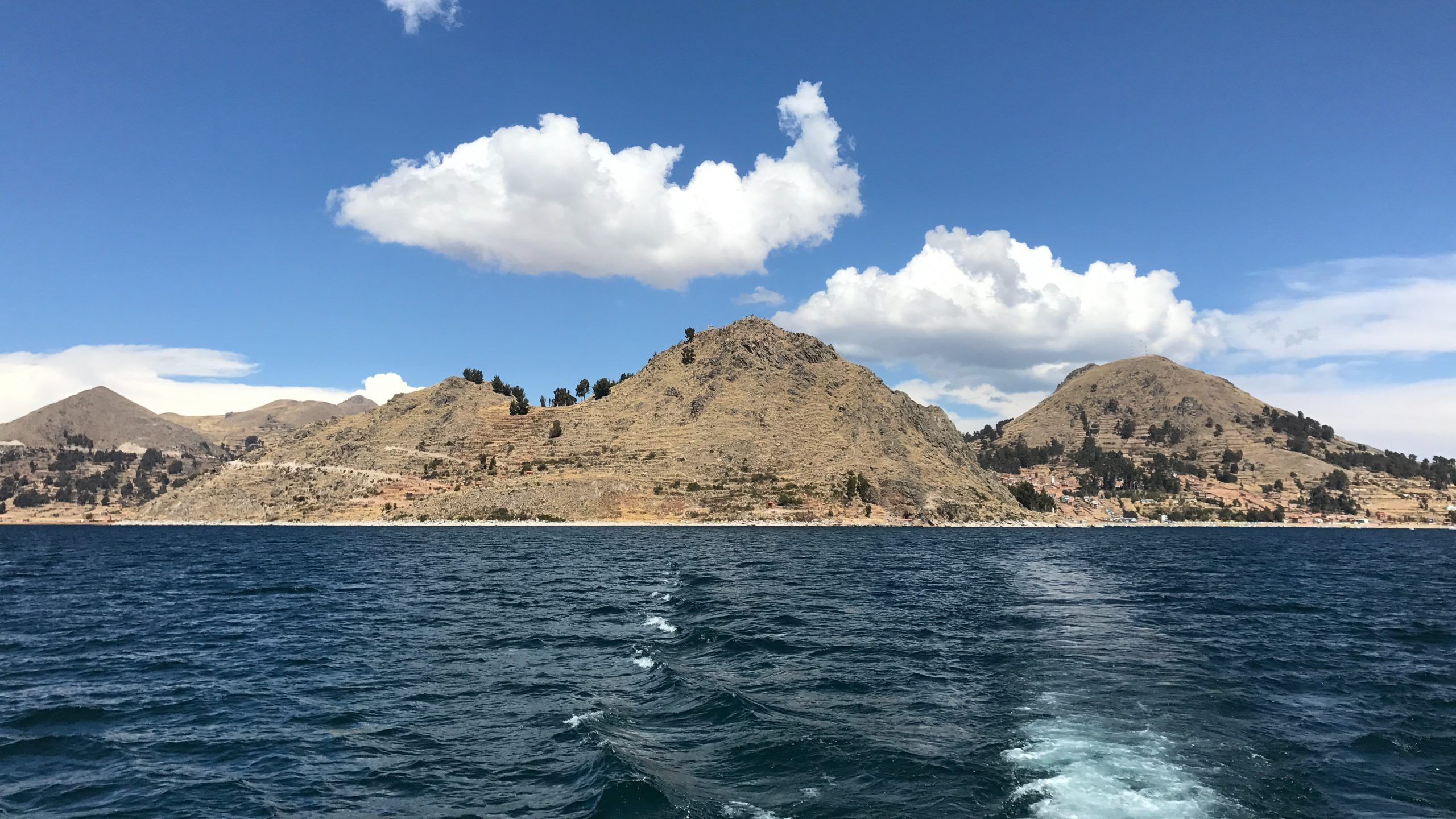 Ancient Temple Ruins Found Under Lake Titicaca