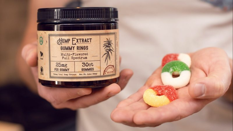 Hemp: Gummy Bears