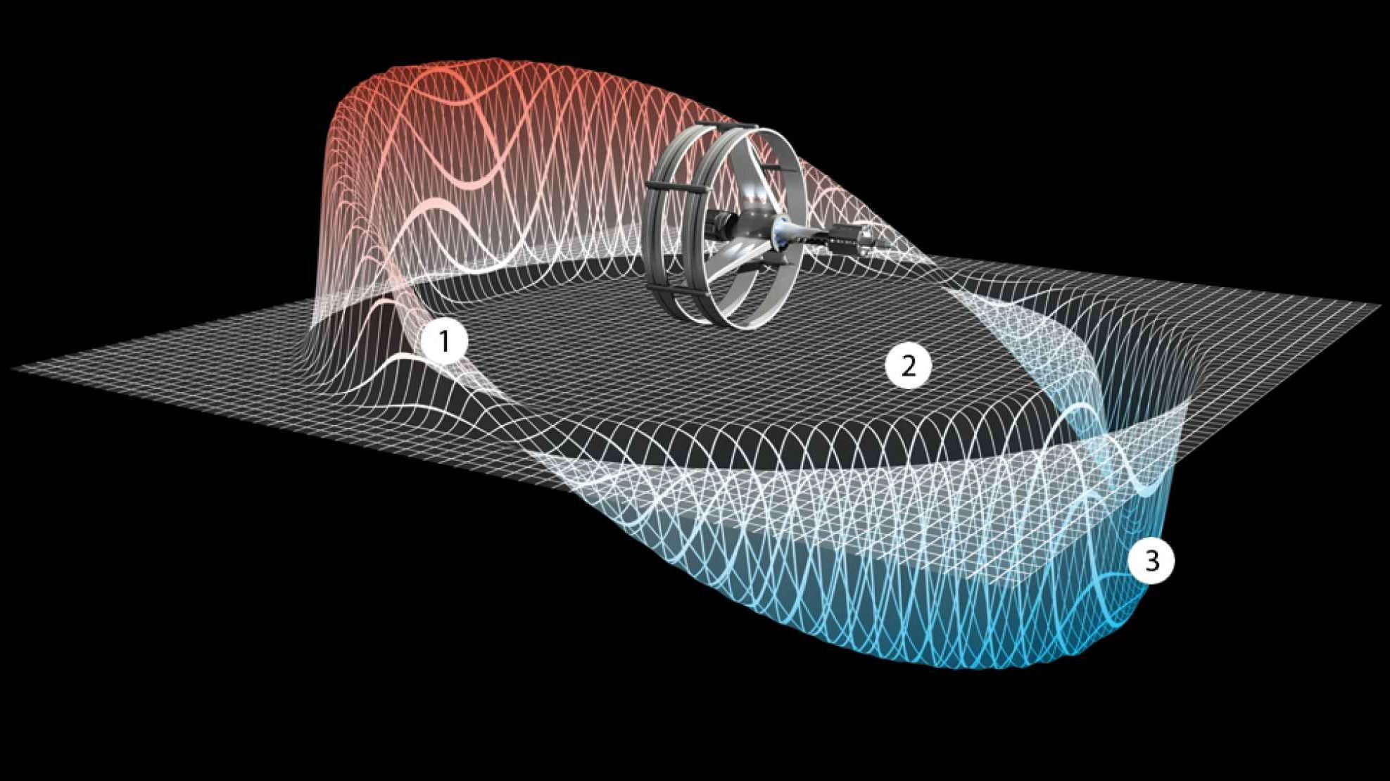 Scientists Switch To Warp Drive As 'Zero Point' Energy Is Tapped
